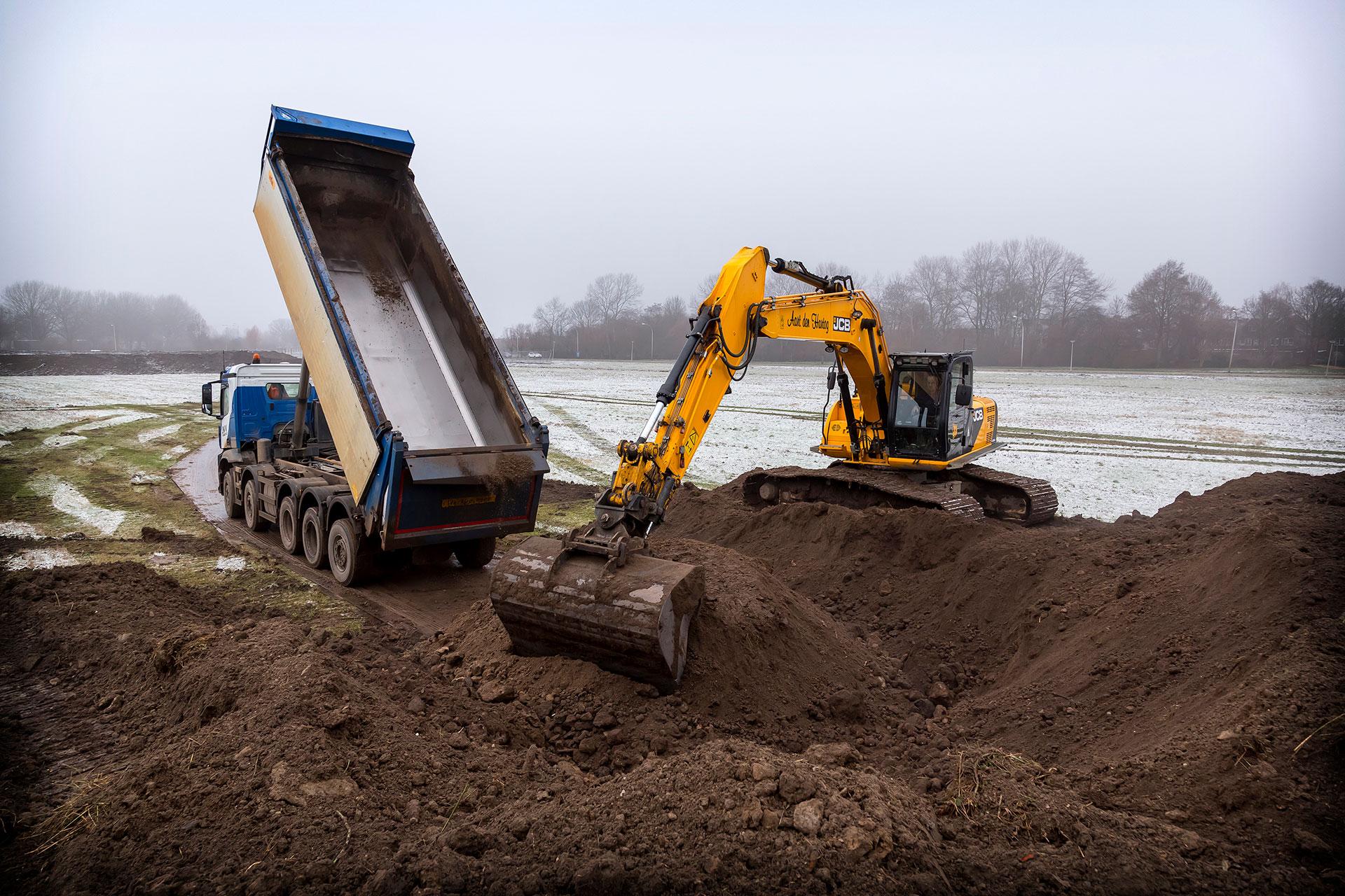 Ontwikkeling van bedrijvenpark Ambachtsezoom © PDO