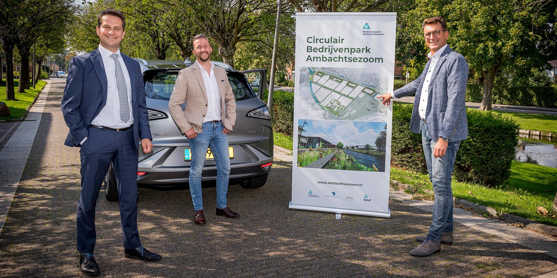 117 jaar oud familiebedrijf Berkman kiest voor innovatie op circulair bedrijvenpark Ambachtsezoom