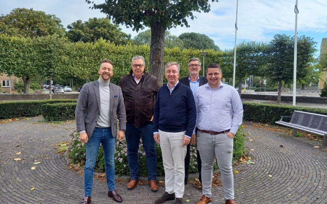Oprichting Coöperatieve Vereniging Parkmanagement